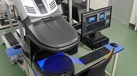 3D スキャナ型三次元測定機