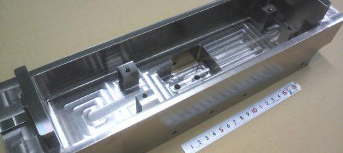 鉄/生産設備用機械加工部品/S45C+無電解Niメッキ