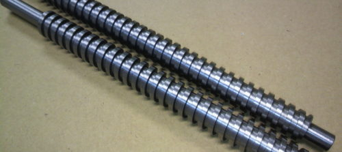 鉄/SCM415/旋盤加工/浸炭焼入れ