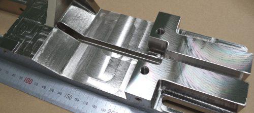 鉄/S45C/マシニング加工+無電解Niメッキ