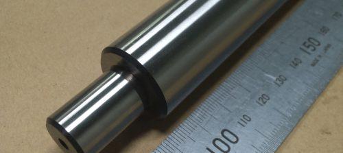 SUJ2/円筒研磨シャフト加工品