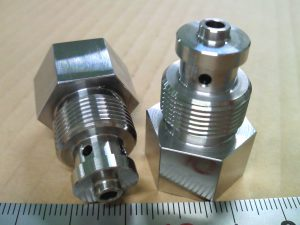 アルミ/A2017/複合旋盤加工