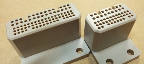 PEEK/PK-450/プローブホルダー/精密細穴切削樹脂加工
