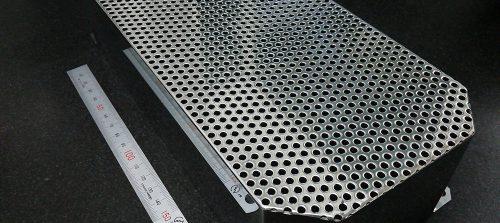 ステンレス/SUS304/パンチングメタル/溶接加工品