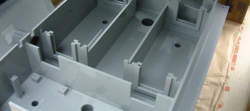樹脂・プラスチック/PVC(塩ビ)/溶着・溶接加工