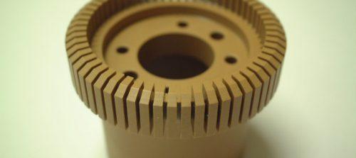スミカスーパーS1000/プラスチック/樹脂精密切削加工/スーパーエンジニアリングプラスチック