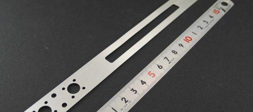 ステンレス/SUS304/位置決めプレート/レーザー加工