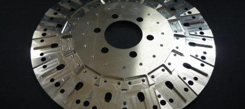 鉄/SS400/マシニング加工