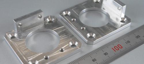 アルミ/A5052/マシニング加工