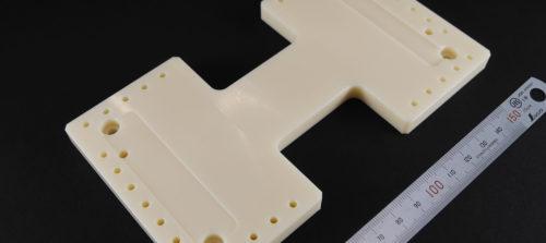 樹脂・プラスチック/ABS/マシニング加工