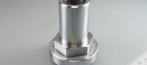 鉄/SS400/旋盤加工