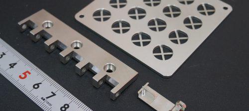 鉄/S45C/SK(炭素工具鋼鋼材)/ワイヤー加工