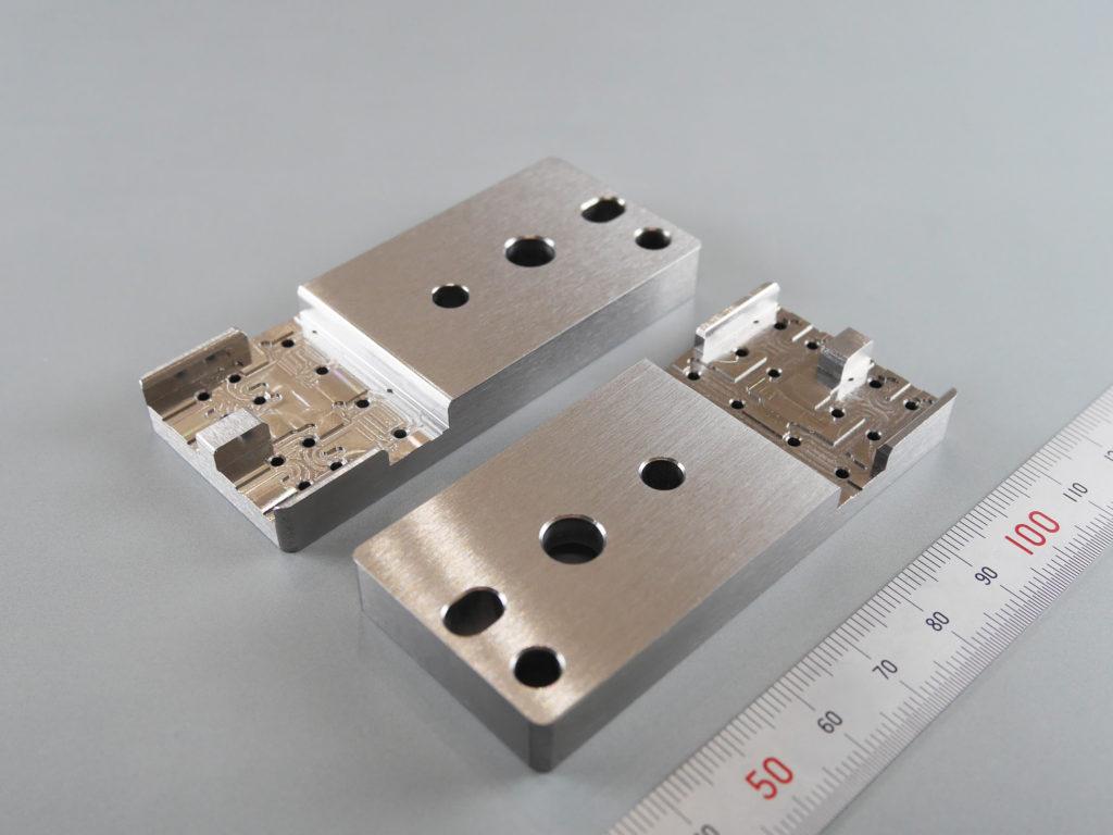 ステンレス/SUS303/フライス加工・マシニング加工/平面研磨仕上げ