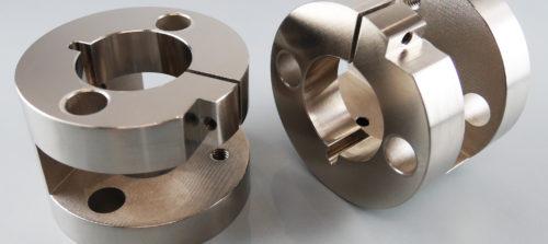 SCM435(クロムモリブデン鋼)/ワイヤーカット/無電解ニッケルメッキ