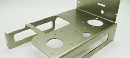 chemSHERPA(ケムシェルパ)対応部品/板金加工/無電解ニッケルメッキ