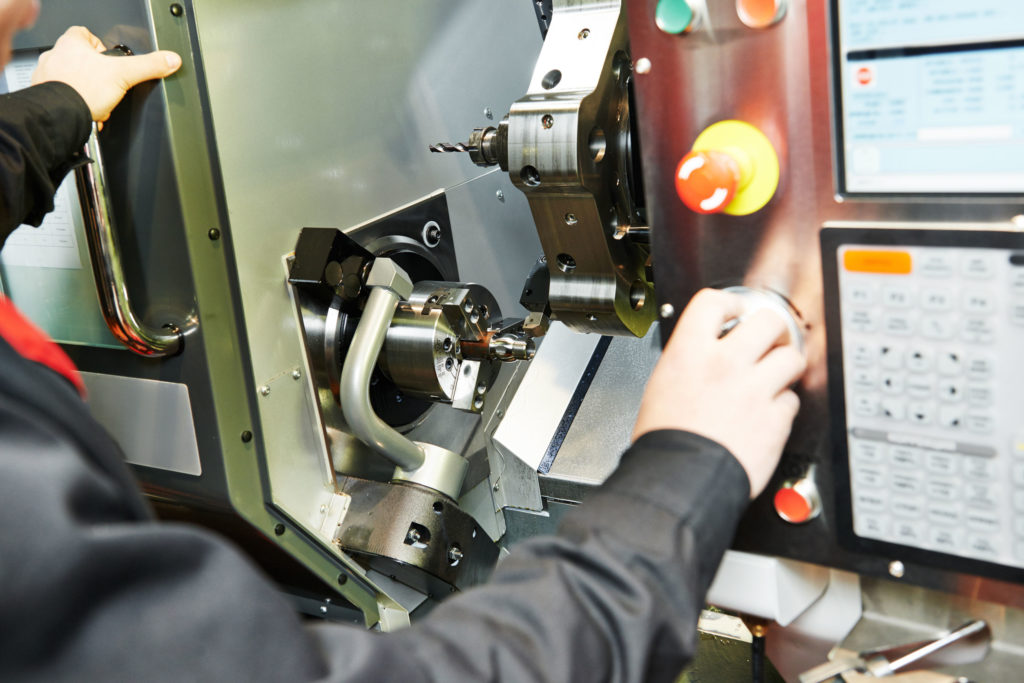 NC工作機械のイメージ画像